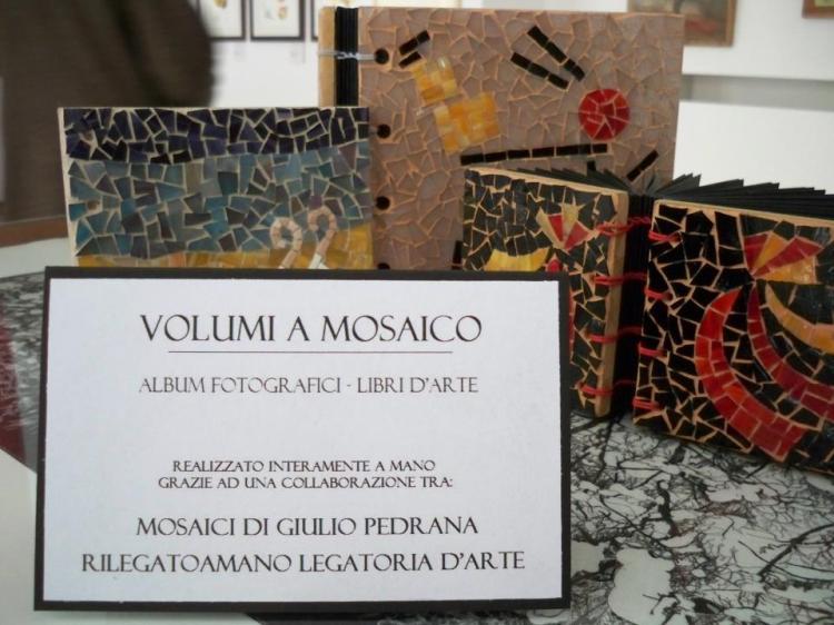 i libri mosaico di Giulio Pedrana e Francesca Premoli