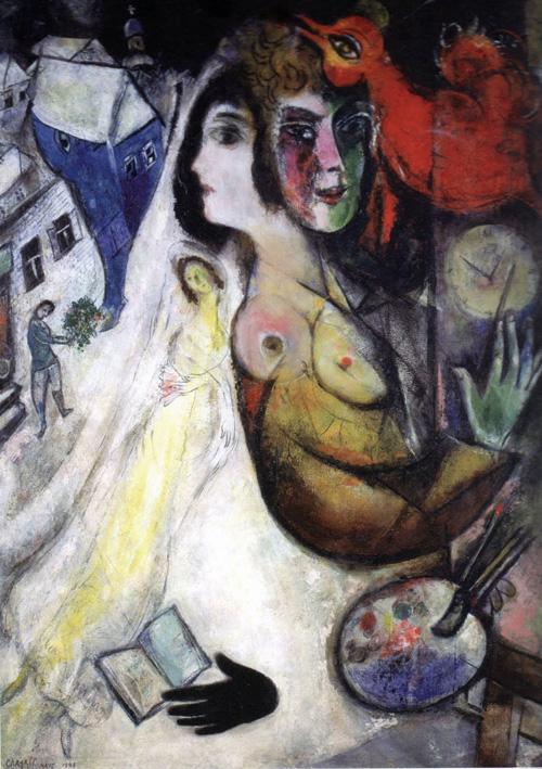 Chagall, Il Guanto Nero